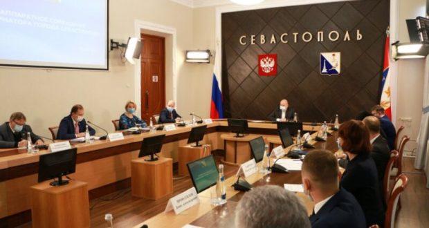 Озвучен новый состав Правительства Севастополя