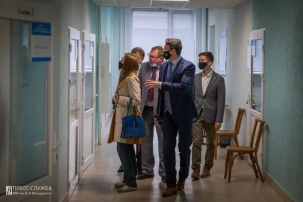 Замглавы Минобрнауки РФ высоко оценила стратегию развития КФУ им. Вернадского