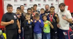 Крымские бойцы - лидеры соревнований по K-1 в Москве