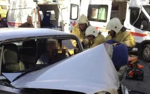 Только за минувшие выходные в Крыму зафиксировано 7 серьезных ДТП, в которых пострадало 10 человек