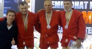 Леонид Рубель из Севастополя - чемпион мира по самбо среди мастеров