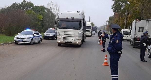 На дорогах Крыма – комплекс оперативных мероприятий ГИБДД