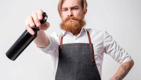 Парикмахер, официант, бариста, повар или флорист? Надень фартук - будь в тренде!