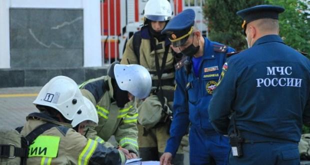 И такое бывает: в Симферополе зафиксирован ложный вызов пожарных на возгорание топливохранилища