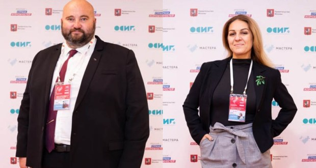 Елена Колчанова и Павел Харламов из Севастополя стали победителями конкурса «Мастера гостеприимства»