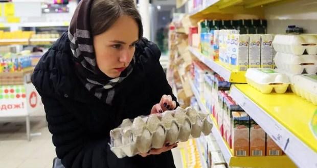 Росстат: какие продукты подорожали в октябре. Крым «подкосили» цены на яйца и подсолнечное масло