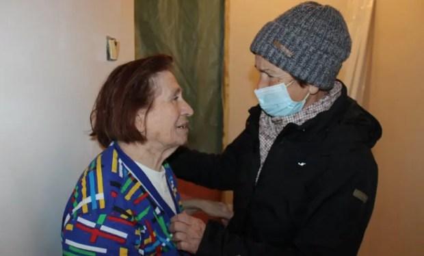 Севастопольский «Доброволец» в начале декабря: помощь ветеранам и создание «Доброй фермы»