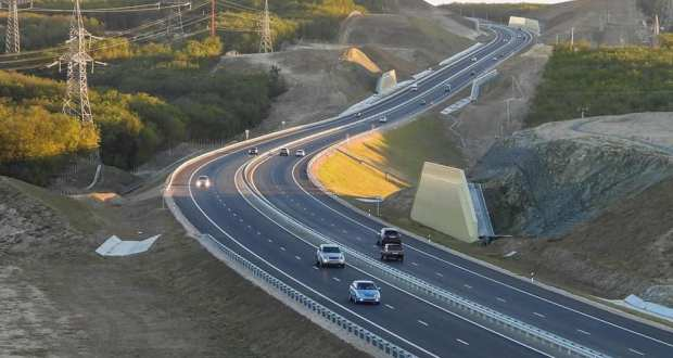 От трассы «Таврида» до Судака проложат современную четырехполосную автомагистраль
