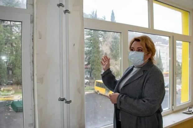 Стало известно, кто завершит «скандальный ремонт» в Гаспринской школе
