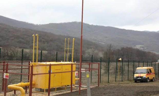 Еще в два села Бахчисарайского района подведен природный газ