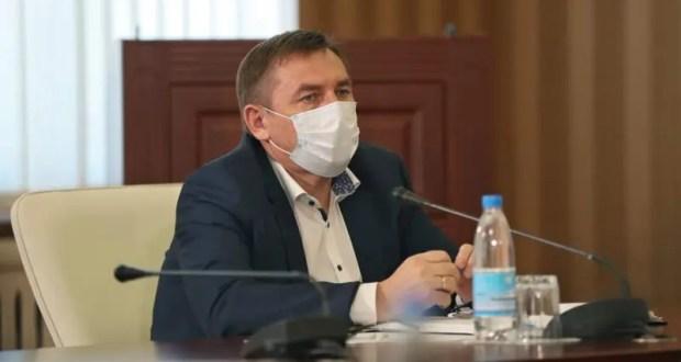 Глава Совмина Крыма заразился коронавирусом