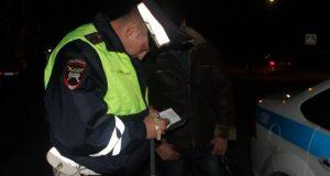 В Красногвардейском районе Крыма задержан нетрезвый водитель, совершивший кражу