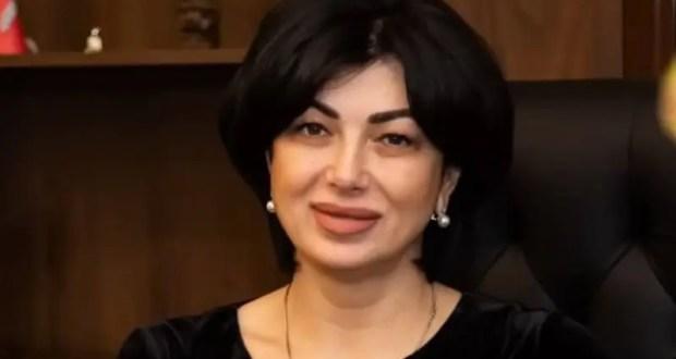 Видеопоздравление с Новым годом главы администрации Симферополя Елены Проценко