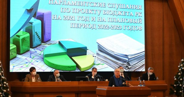 Бюджет Республики Крым прошел процедуру парламентских слушаний и одобрен в первом чтении