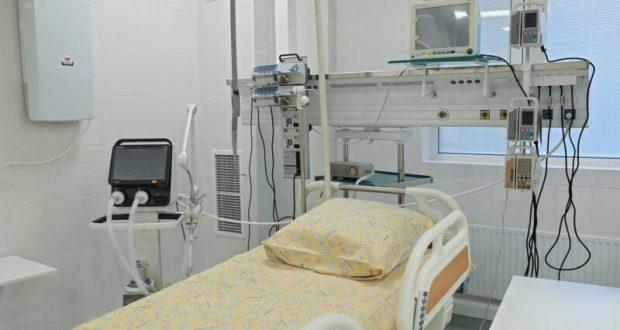 Минздрав Крыма решил «коечную проблему»: для больных с коронавирусом есть тысяча свободных мест