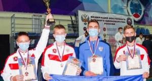У крымчан - 7 медалей Кубка России по восточным боевым единоборствам