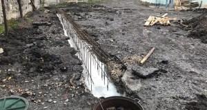 В Алупкинской средней школе №1 началось строительство модульного спортзала