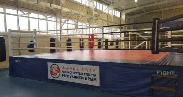 В Симферопольском районе завершается строительство Училища олимпийского резерва