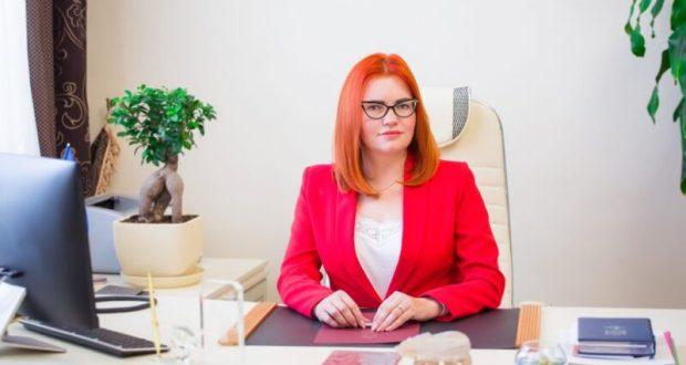 Глава Евпаторийского горсовета Олеся Харитоненко - в составе Госсовета РФ