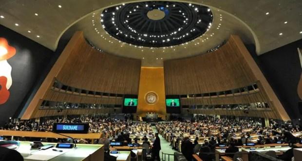"""Генассамблея ООН приняла обновленную резолюцию по «правам человека в Крыму». Что-то """"новое"""" имеется"""