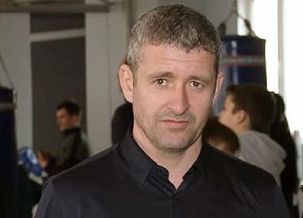 Лидер севастопольского «Добровольца» Дмитрий Голиков от всей души поздравляет с Новым годом