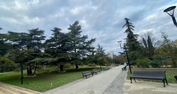 В Севастополе благоустроят 12 парков