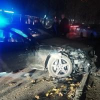 Вечернее ДТП в Симферополе: автоледи «дала газу»