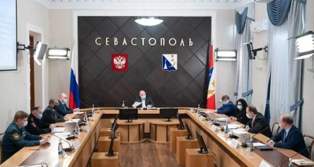 Севастопольский «антиковидный штаб» продлил зимние школьные каникулы еще на неделю