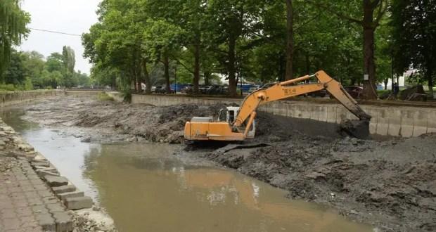 Неожиданно возбуждено уголовное дело в связи с нарушениями при расчистке русла реки Салгир в Симферополе