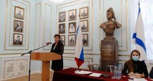 В Нотариальной палате города Севастополя состоялось общее собрание