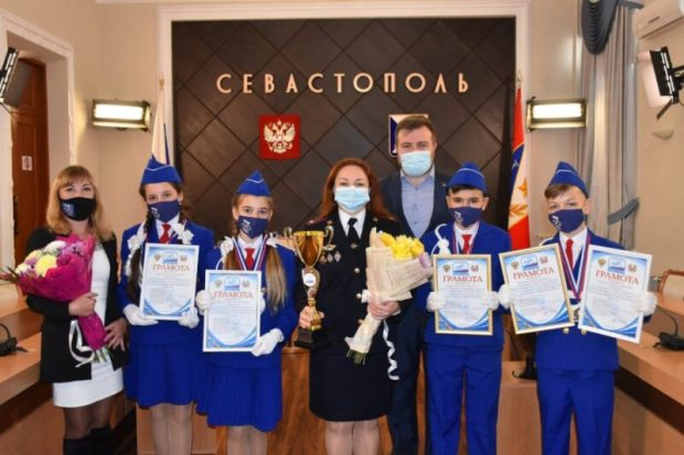 Школьники из Севастополя стали призерами конкурса «Безопасное колесо»