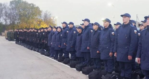 Около двух тысяч военнослужащих, призванных осенью, начали службу на Черноморском флоте
