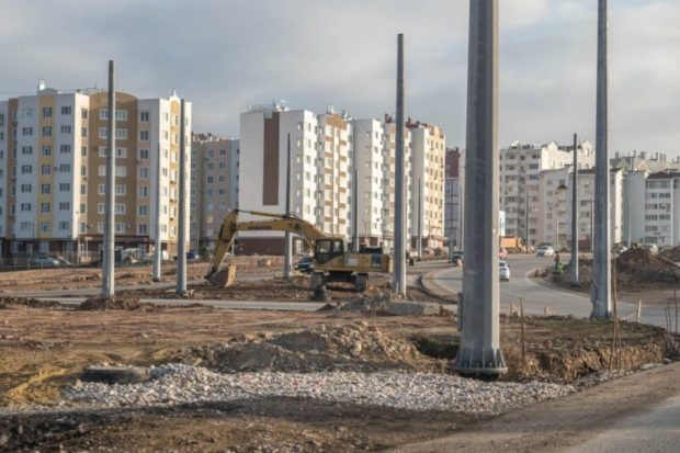 Камышовое шоссе в Севастополе открыто. Но недоделки есть