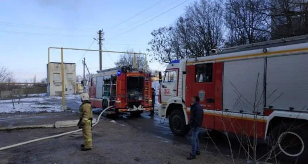 Пожар в Кировском районе - эвакуированы 12 человек