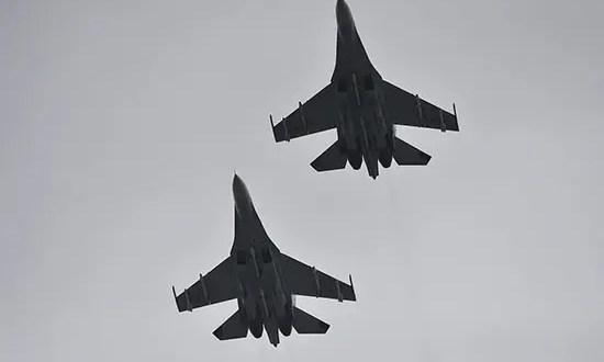Экипажи морской авиации Черноморского флота выполнили учебно-боевые полёты в небе над Крымом
