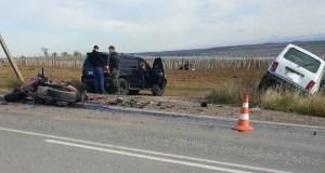 Такая аварийная первая половина декабря в Крыму. ГИБДД информирует