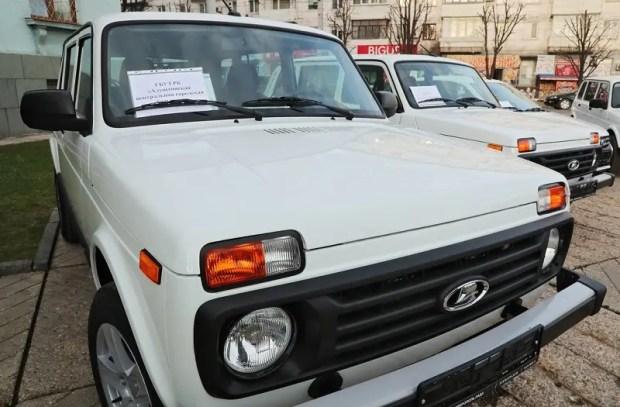 Крымские медики получили 36 новых автомобилей