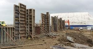 В Керчи строят новую школу, рассчитанную на 800 учащихся