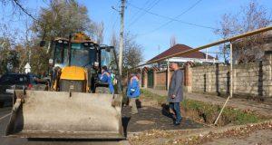 """Компания """"ВАД"""" завершает ремонт дорог в Керчи"""