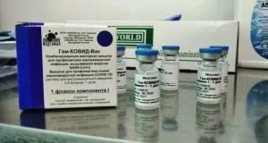 В Крыму уже 41 медик получил комплекс прививок от коронавируса