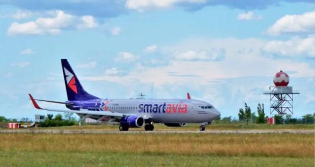 В продажу поступили авиабилеты на летние рейсы в Крым