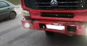 ДТП в Симферополе: самосвал сбил пешехода. Пожилой мужчина погиб на месте