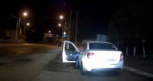 В Симферопольском районе инспекторы ДПС поймали нетрезвого водителя