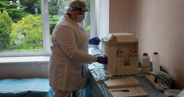 В крымских «ковидных» госпиталях развернуто почти 4 тысячи коек