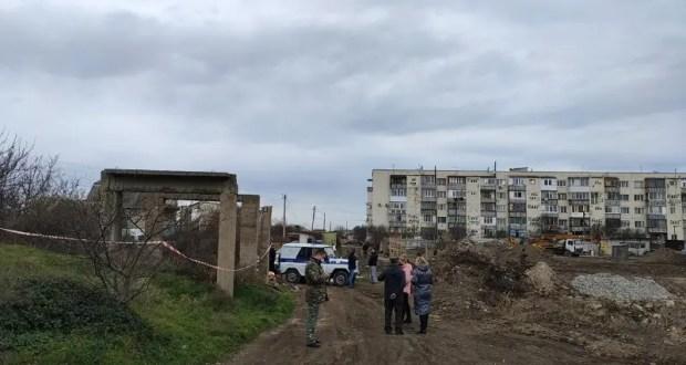 Последствия воскресной трагедии в п. Орловка: в Севастополе проверят все  недострои