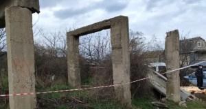 По факту гибели подростка на территории недостроя в севастопольском селе Орловка возбуждено уголовное дело