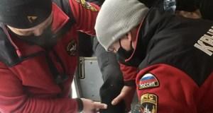 В районе Ангарского перевала и на плато Ай-Петри участились случаи травмирования туристов
