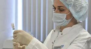 В ЮВО началась вакцинация от COVID-19 гражданского персонала и членов семей военнослужащих