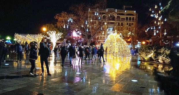 В Крыму подводят итоги новогодних праздников – почти четверть миллиона отдыхающих