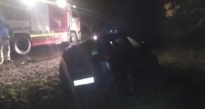 Вечернее ДТП в Советском районе: «Ford» врезался в дерево